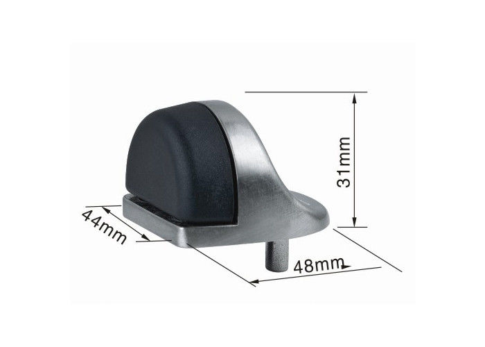 Furniture Decoration Magnetic Door Holder , Modern Door Stops Light Weight