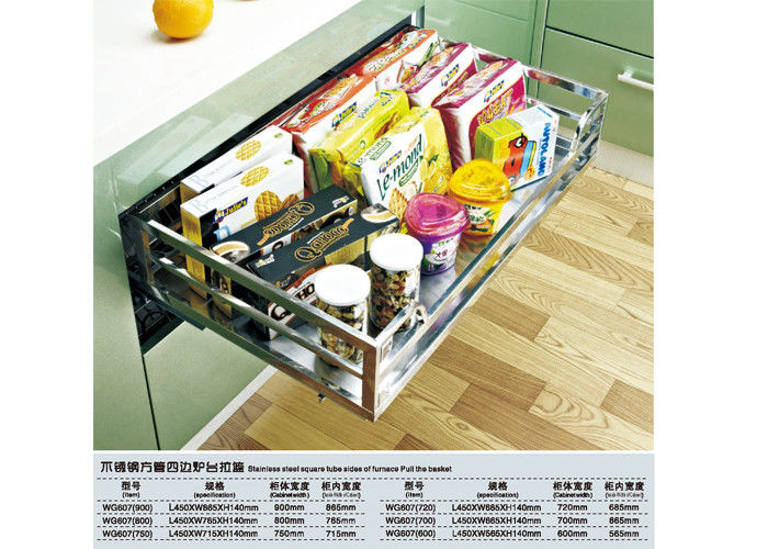 Metal Modern Kitchen Accessories , Modern Kitchen Tools Easy Assemble Disassemble